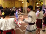 Romanian Folk Dancers