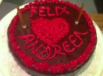 Cake by Andreea