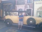 Felix at Universal Studios