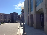 Universal Studios city set