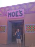 Felix at Moe's - Universal Studios