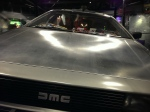 DeLorean - Universal Studios